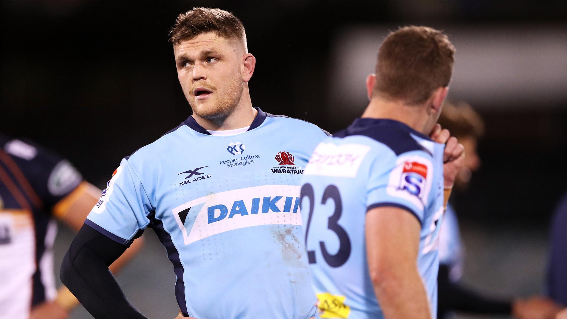 camiseta rugby NSW Waratahs baratas