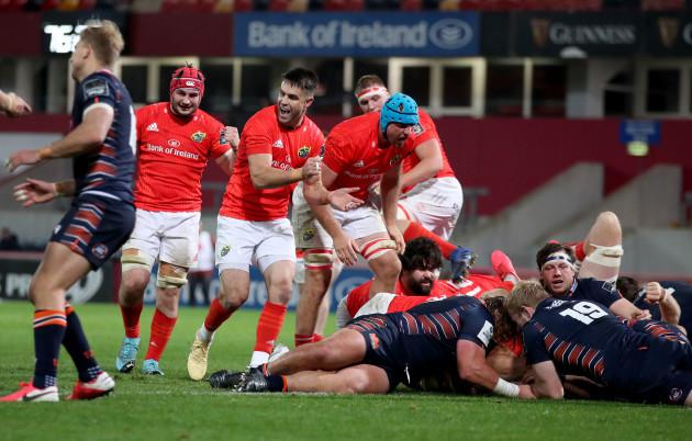 camiseta rugby Munster baratas