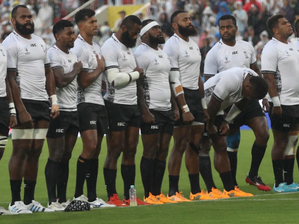 camiseta rugby Fiyi baratas